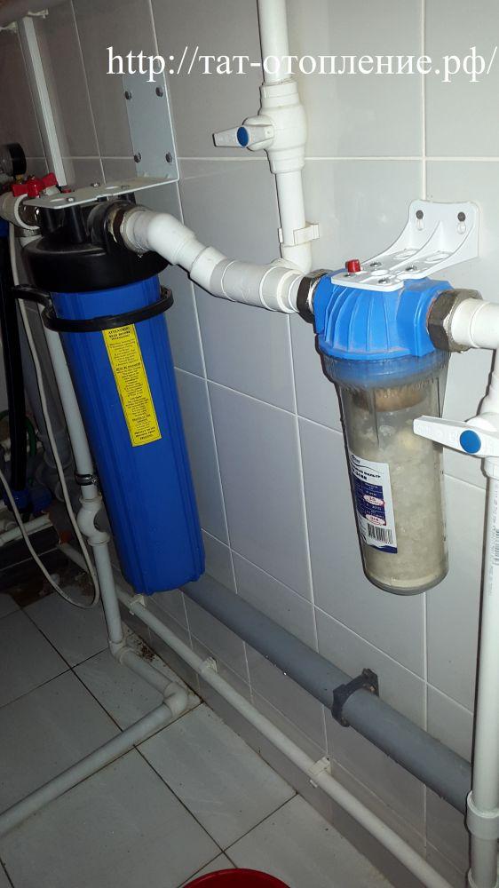 Как воду сделать мягче
